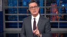Stephen Colbert Taunts Trump Over 'Horseface' Insult: 'Straight From The Horse's Ass'