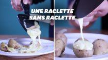 Cinq alternatives au fromage à raclette traditionnel