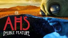 'American Horror Story: Double Feature' Teaser Shows Aliens and Humanoids French Kissing (TV News Roundup)