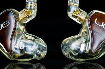 Ultimate Ears Personal Reference Monitors offer custom tuning, look great with your smoking jacket