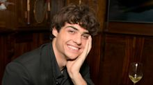 Noah Centineo Has a Genius Beauty Hack for Curing Smelly Feet