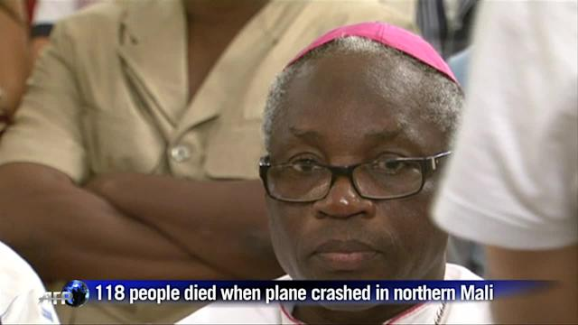 Burkina Faso opens official inquiry in Air Algerie crash