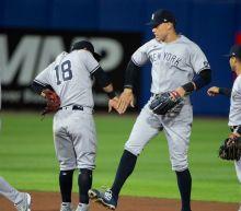 SEE IT: Yankees turn bizarre triple play vs. Blue Jays