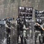 Hong Kong's Polytechnic University becomes a major flashpoint in protests