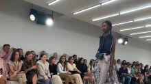 Bora Aksu's Spring Summer 2020 collection is inspired by Princess Taj Saltaneh, Frida Kahlo and Maria Berrio