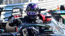 Hamilton logra la pole en Monza con la vuelta más rápida en la historia de la F1