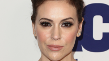 Alyssa Milano accused of having 'double standards' after supporting Joe Biden over #MeToo claims