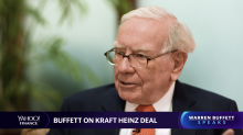 Warren Buffett says Berkshire overpaid for Kraft, but not Heinz