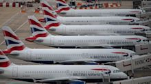 British Airways owner IAG flies to £1bn loss