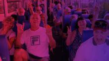 Cruise passengers took Cambodia bus tours despite virus fears