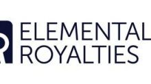 Elemental Royalties Announces Record Annual Revenue of US$5.1 Million for 2020 and Further Revenue Growth Forecast for 2021