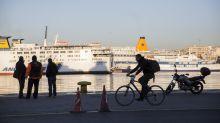 Streiks in Griechenland: Fähren liegen in den Häfen