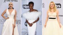 Neuer Trend auf dem Red Carpet: Promi-Ladys lieben Bridal Wear!
