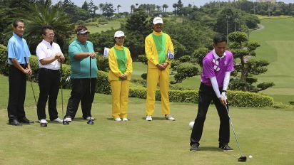 高爾夫》小白球大生意,高爾夫蘊含商業哲學