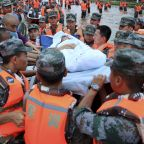Flood deaths in central Chinese city climb to 51