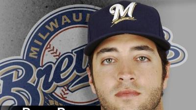Brewers' Ryan Braun Suspended for Rest of Season