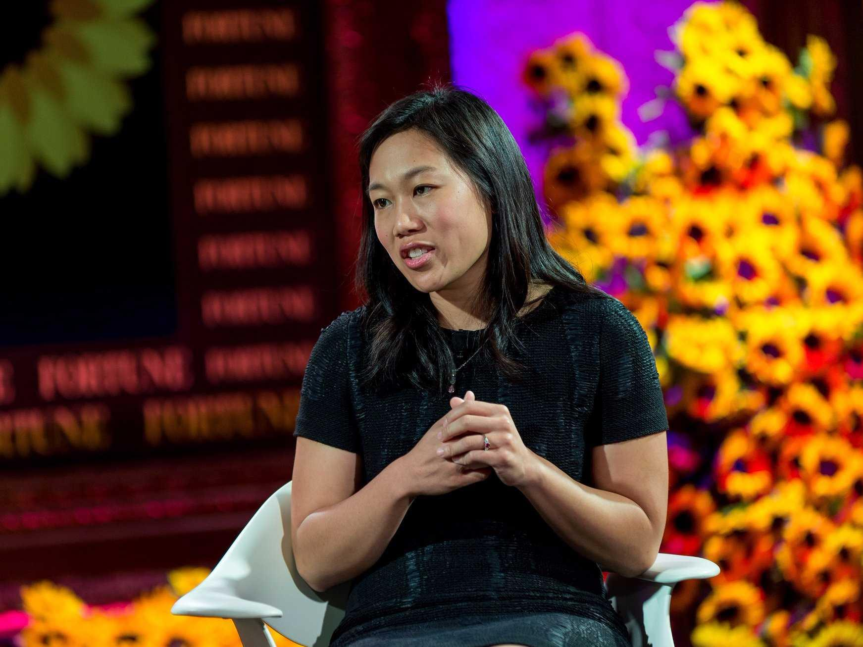 Priscilla Chan explains what it's like to work alongside her