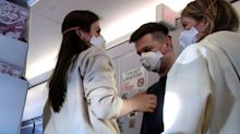 Even more evidence shows the coronavirus spreads easily on long plane flights