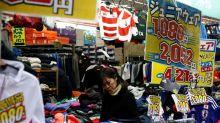 Japan's household spending to slump in Feb as virus hits demand - Reuters poll