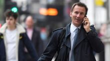 Britain's health minister faces investigation over luxury flats purchase