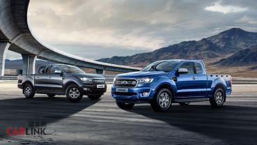 舊換新優惠價99.8萬元起!21年式Ford Ranger職人型/全能型登台