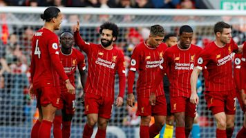 Mo magic: Salah sparks Liverpool victory