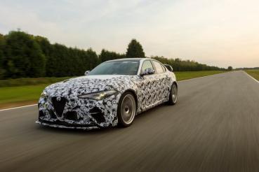 Alfa Romeo與Sauber F1團隊合作開發Giulia GTA空力設計 並由Kimi Räikkönen與Antonio Giovinazzi親自測試(內有影片)