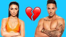 Love Island's Grant and Tayla have split