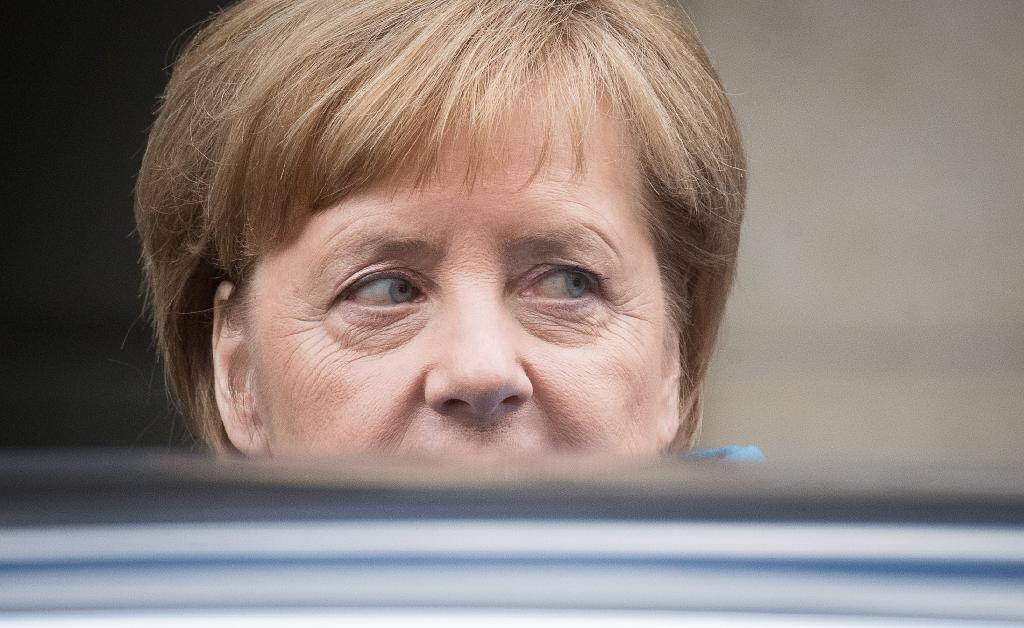 Will divisions over migration split Germany's conservative coalition and spell the end of the line for Chancellor Angela Merkel? (AFP Photo/Michael Kappeler)