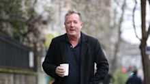 Piers Morgan celebrates second lockdown birthday with family barbecue
