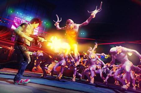 Sunset Overdrive is full of overdosing mutants and Scabs
