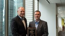 CenterPoint Energy Services named number one Natural Gas Marketer in North America by Mastio & Company