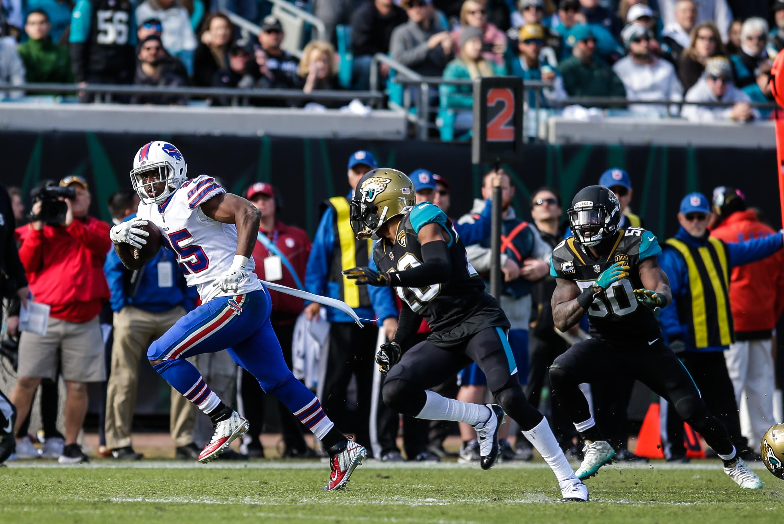 Can LeSean McCoy carry the load for the Bills in 2018? [Video]