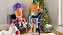 Aldi shoppers fight to get hands on Kevin the Carrot