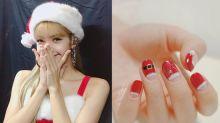 【2019聖誕美甲】薑餅人、毛衣編織、指甲彩繪!8款冬日Gel甲款式推介!