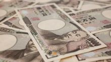 British pound falls against Japanese yen in early Wednesday trading