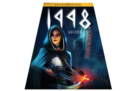 No murder, mo problems in BioShock Infinite: Burial at Sea Ep. 2's '1998 mode'