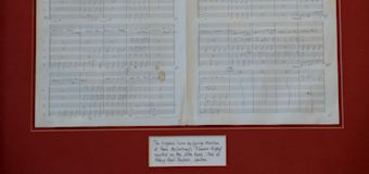 Original score for The Beatles' Eleanor Rigby expected to make £20,000 at auction