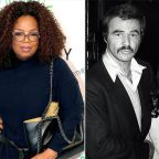 Oprah Winfrey on the Question She Asked Sally Field About Burt Reynolds That Makes Her 'Cringe' Today