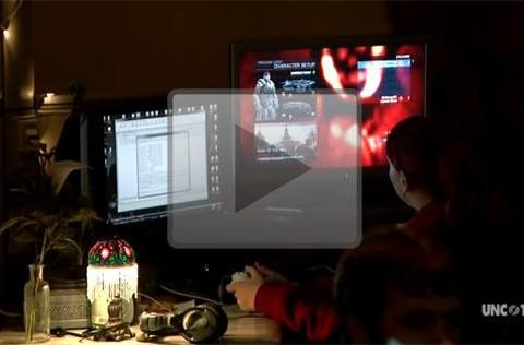 Gears of War 3 multiplayer footage appears in UNC news report