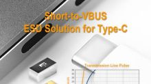 Alpha and Omega Semiconductor Introduces ESD Solutions with High-Trigger Voltage, Ultra-Low Clamping Voltage & Capacitance for Type-C