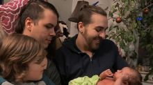 Transgender man becomes first person to give birth as a man and woman