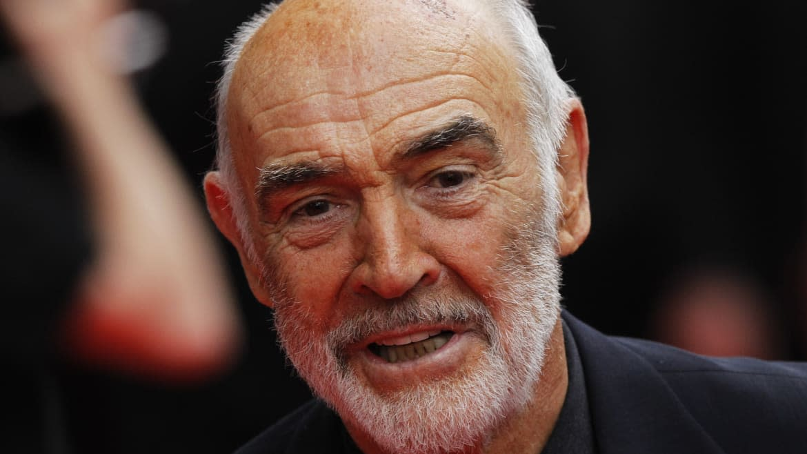 Sean Connery, the Original and Best James Bond, Dead at 90