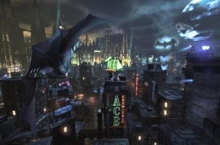 Batman: Arkham City copies available early at Times Square TRU event