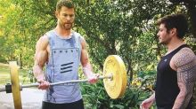 5 tips to help you get Chris Hemsworth-strong