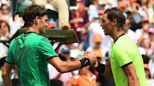 Reborn Nadal and Federer eye US Open swansong