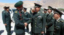 Indo-China military commander level talks held at Moldo