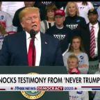 Donald Trump Jr. talks public impeachment hearings, Deval Patrick entering 2020 race, new book sales