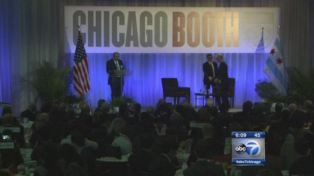 Mayor Emanuel reflects on 3 years in office