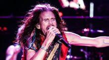 Steven Tyler passa mal e Aerosmith cancela restante da turnê na América Latina
